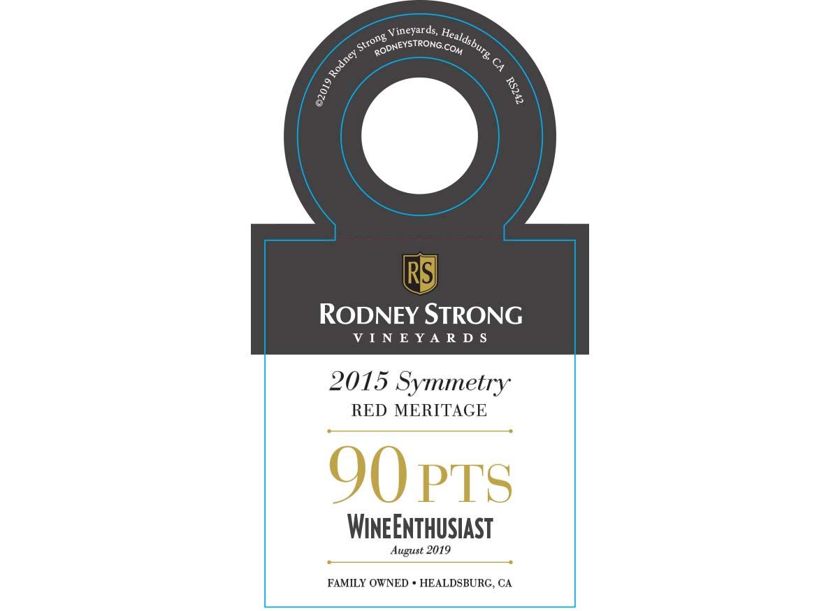 2015 Symmetry Meritage Red Wine Necker
